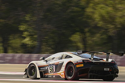 Vittoria a sorpesa per la McLaren alla 1000 km del Paul Ricard