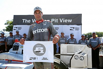 Will Power regola Dixon e conquista la pole a Road America