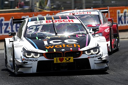 DTM Norisring: Ekström schenkt Blomqvist pole tweede race, zeven man binnen tiende