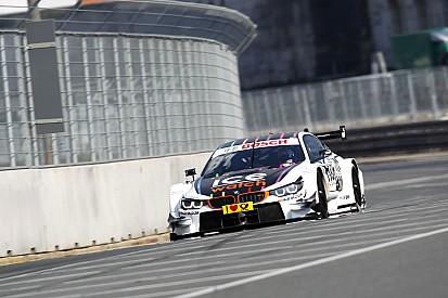 Norisring DTM: Ekstrom hızlı turun sahibi ancak pole Blomqvist'in