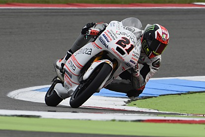 Bagnaia feiert ersten Moto3 GP-Sieg auf Mahindra