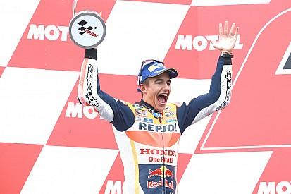 Championnat - Márquez frappe un grand coup