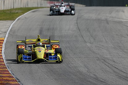 La grille de départ du Grand Prix de Road America