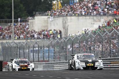 DTM Norisring: 1. Sieg für Audi-Fahrer Nico Müller