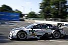Мюллер одержал первую победу в DTM