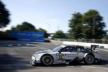 Nico Muller gioca di strategia e conquista la vittoria in Gara 2 al Norisring