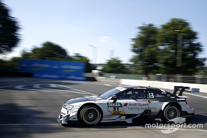Norisring DTM: Muller, Blomqvist'i yenerek zafere ulaştı