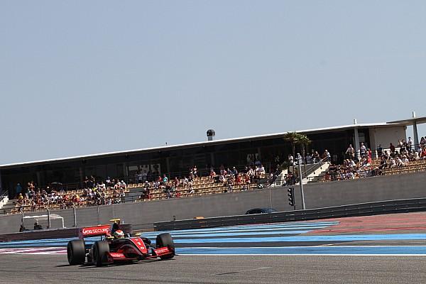 فورمولا  V8 3.5 بول ريكار فورمولا 3.5: ديليتراز يفوز بالسباق الثاني