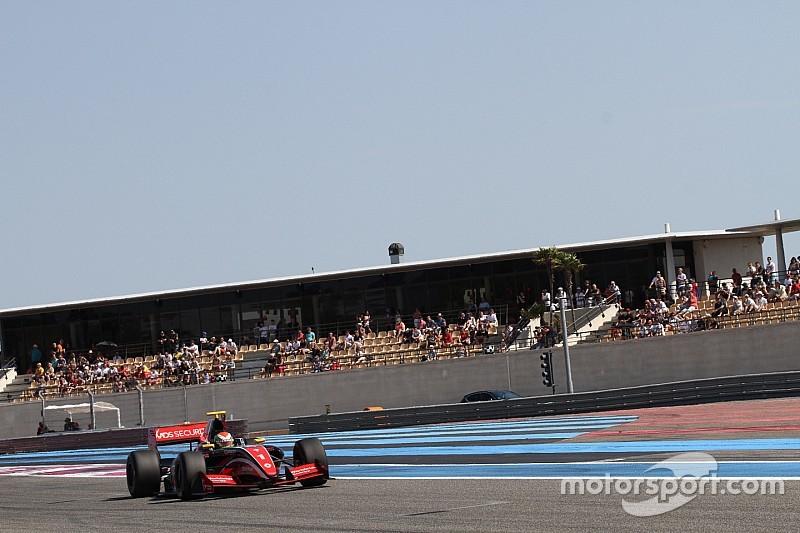 بول ريكار فورمولا 3.5: ديليتراز يفوز بالسباق الثاني