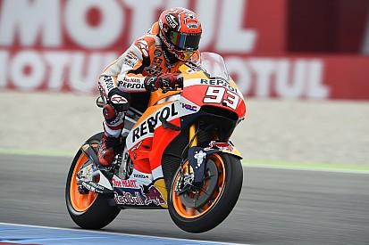 Marquez: İkincilik, Rossi'nin hatasından sonra galibiyet gibi