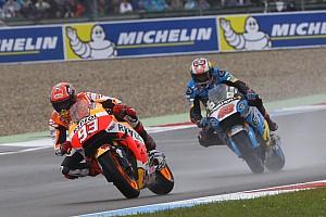 MotoGP Intervista Marquez: