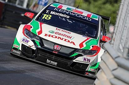 Монтейру выиграл вторую гонку домашнего этапа WTCC
