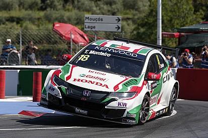 WTCC Vila Real: Monteiro houdt Muller van zich af en wint thuisrace