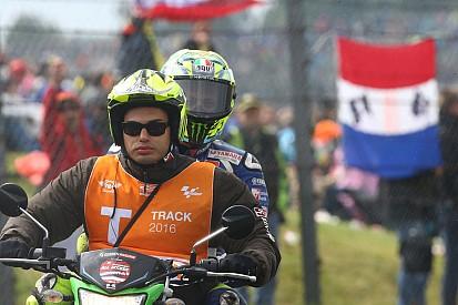 """Rossi over valpartij: """"Ik ging te snel de bocht in"""""""