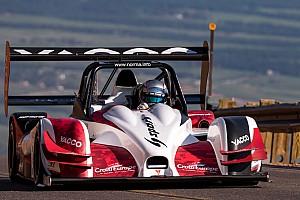 Heuvelklim Raceverslag Na Le Mans wint Dumas ook Pikes Peak-heuvelklim