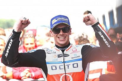 Redding blij met podium na paar moeilijke races