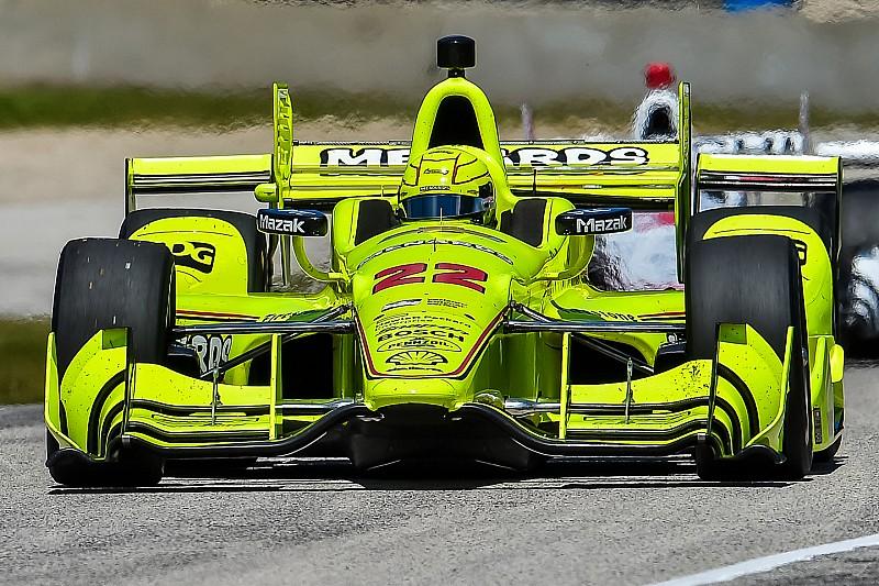 Championnat - Pagenaud toujours leader, trois Penske en tête
