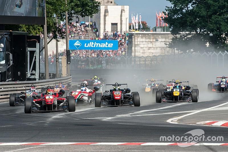 Video: Die Rennen der Formel-3-EM am Norisring