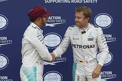 Lewis Hamilton und Nico Rosberg: Feindschaft nur Fassade?