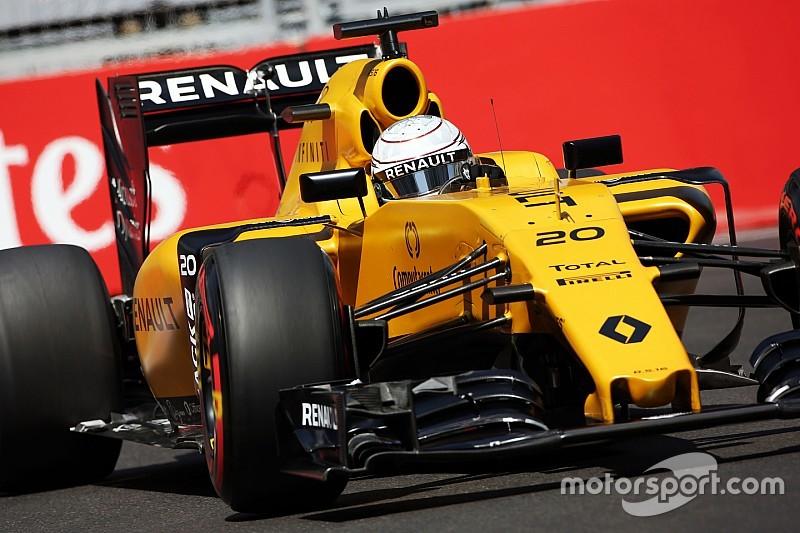 雷诺车队针对战绩不佳局面,调整2017赛季底盘研发