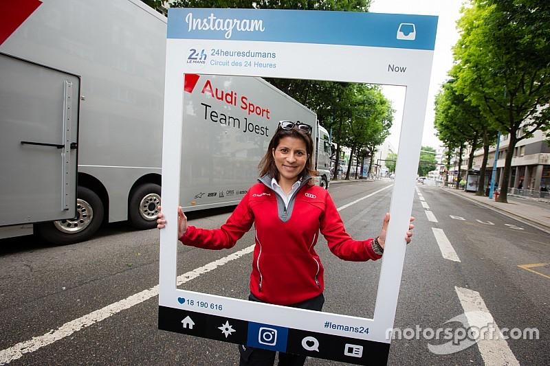 L'au revoir de Leena Gade aux 24 Heures du Mans
