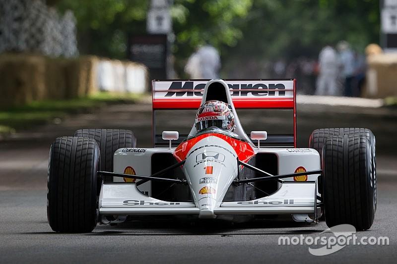 Top 20: Die schönsten Autos beim Goodwood Festival of Speed
