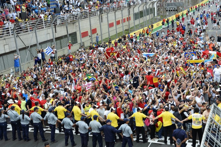 2020-ig szól a Brazil Nagydíj szerződése az F1-ben: Ecclestone csak ijesztget?