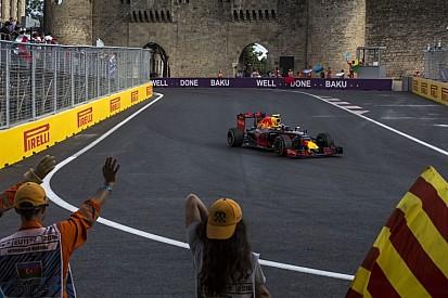A pályatervező elégedett Baku debütálásával, ahogy az FIA is, és csak ez a fontos