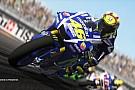Ilyen Valentino Rossi hivatalos motoros játéka