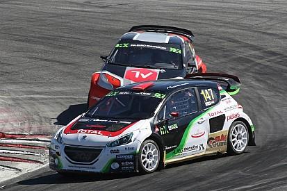 Kiss Pál Tamás harmadik lett a Rallycross Európa bajnokság második fordulójában