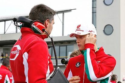 Mick Schumacher második lett a reggeli futamon Oscherslebenben