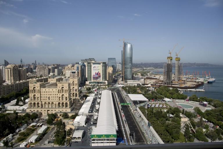GP2: Az utolsó körben előzte meg a csapattársát Bakuban és nyert! Micsoda verseny?!