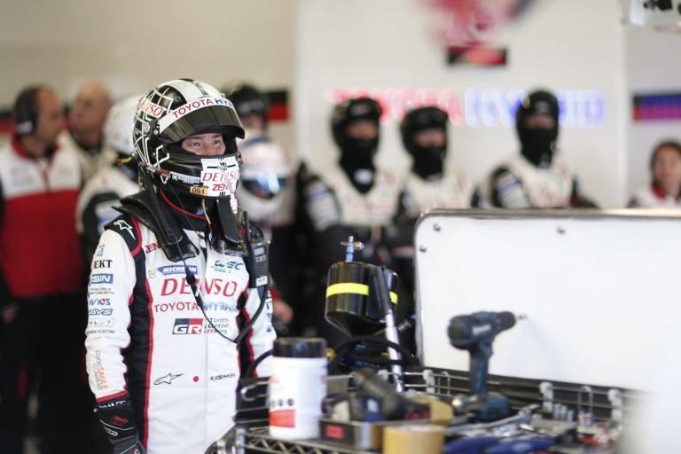 Le Mans: Zokogás és ölelgetés az úr a Toyota garázsában