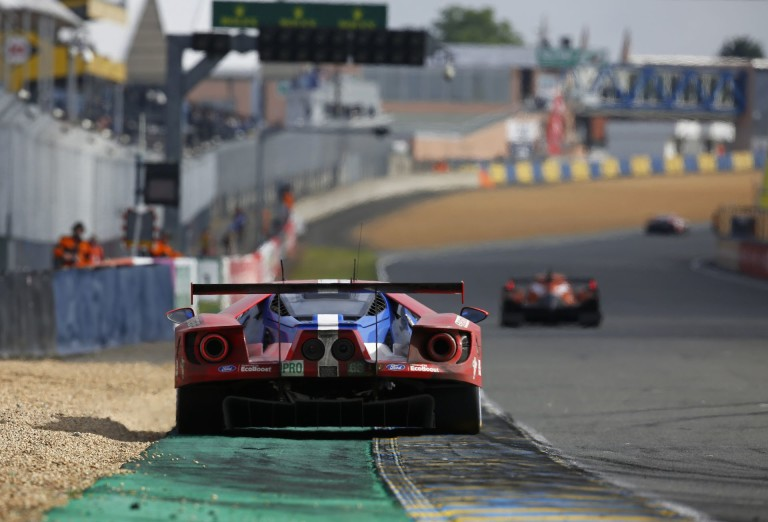 50 év után a Ford ismét nyert Le Mans-ban!