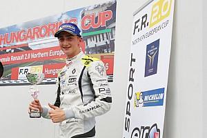 Formula Renault BRÉKING Habsburg Ferdinánd kibérelte a dobogót a Hungaroringen
