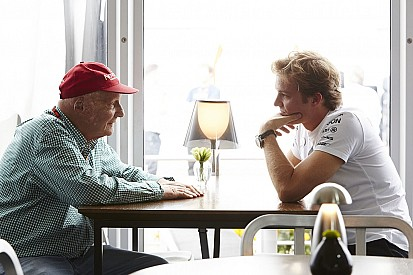 Niki Lauda: Mercedes-Formel-1-Deal mit Nico Rosberg so gut wie unterschieben
