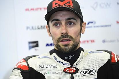 Laverty diz que só fica na MotoGP se tiver moto competitiva