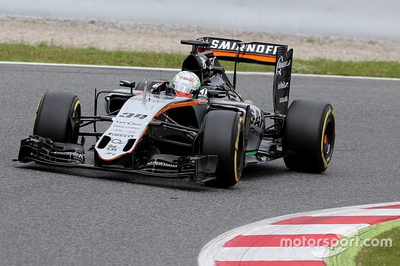 セリス、ペレスに代わりオーストリアのFP1でドライブ