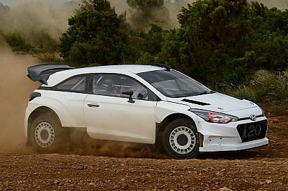 Hyundai: ecco il prototipo della i20 WRC Plus 2017 3 porte!