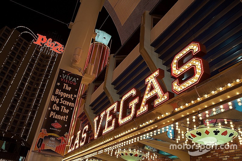 Selon Kurt Busch, la F1 a besoin de Las Vegas pour percer aux États-Unis