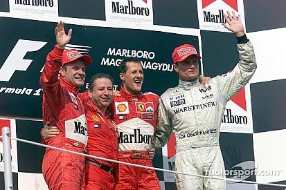 Alle Formel-1-Sieger in Budapest seit 2000