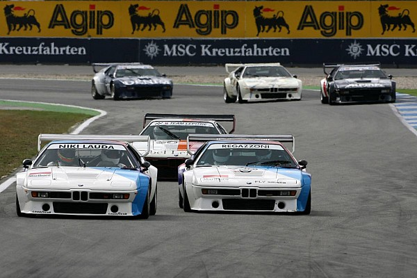 Lauda tops the bill for BMW M1 Procar reunion in Austria