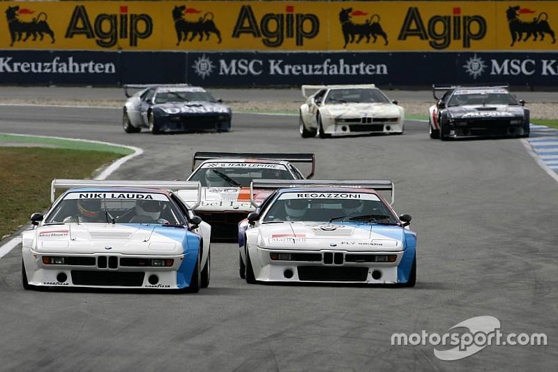 Lauda encabezará la demostración de BMW M1 en Austria