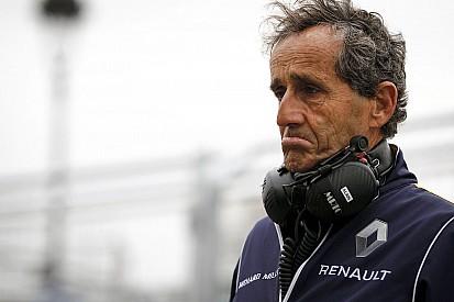 Prost pide mayor libertad en la estrategia con los neumáticos