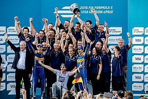 Formel E Fotostrecke Der Weg zum Titel: Wie Sebastien Buemi Formel-E-Meister wurde