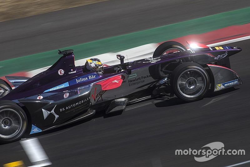Le volant Formule E de Vergne menacé par José Maria Lopez?