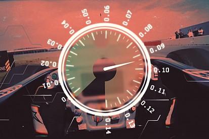 La sobrehumana capacidad de reacción de un piloto de F1