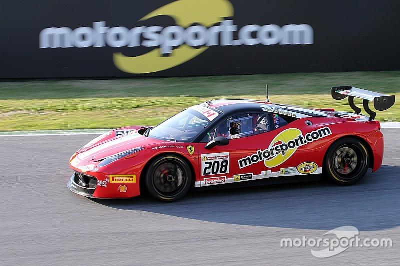 В Сочи пройдет шоу Ferrari Racing Days