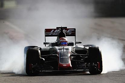 哈斯期待奥地利高温能帮助改善轮胎管理