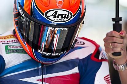 Van der Mark admet qu'il ne reste que peu de places en MotoGP